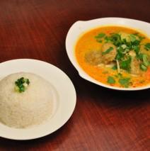 D-6 Vietnamese Chicken Curry